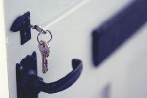 klucz mieszkanie