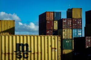 Geneza powstania kontenerów morskich
