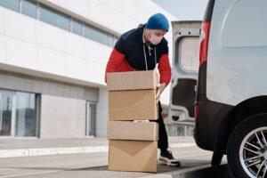 Logistyka kontraktowa – wszystkie usługi