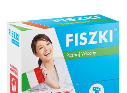 Kompleksowy kurs języka włoskiego z fiszek w praktyce